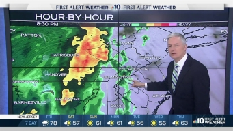 First Alert Weather: Weekend Weather Changes