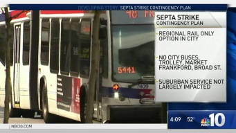 Possible SEPTA Union Strike to Cause Major Transit Issues