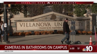 Villanova Student Accused of Taking Pictures in Bathrooms