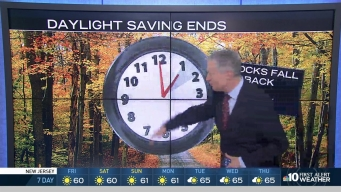 Daylight Saving Ends on Sunday, an Extra Hour of Sleep