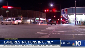Olney Avenue Under Construction for Next Year