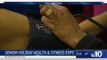 Holiday Health and Fitness Expo in Southwest Philly