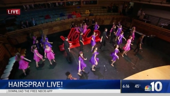 Hairspray Live! Watch Party at Kimmel Center