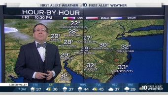 NBC10 First Alert Weather: Arctic Blast Chilling Our Region