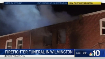Fallen Wilmington Firefighter to be Laid to Rest