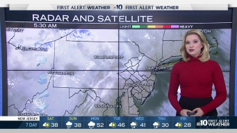 NBC10 First Alert Weather: First Feelings of Artic Blast