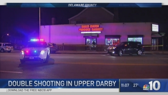 Double Shooting in Upper Darby