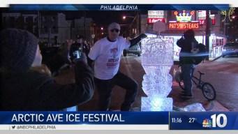 Arctic Ave Ice Festival