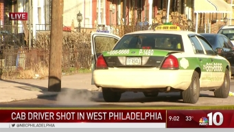 Cab Driver Shot 13 Times in Philadelphia