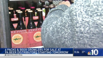 New Rules Make It Easier to Get Booze in Pa.