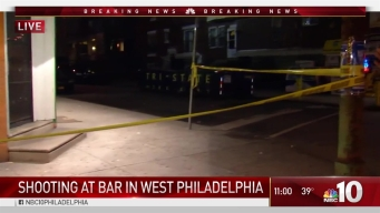 Man Shot Inside West Philly Bar