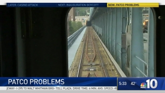 PATCO Trying to Get Back on Track