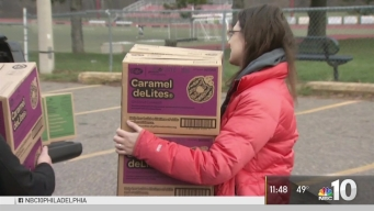 Girl Scouts Celebrate 100th Anniversary With Cookies