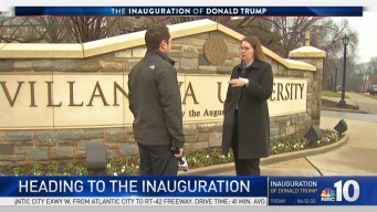Philadelphia-Area Students to Attend Trump Inauguration