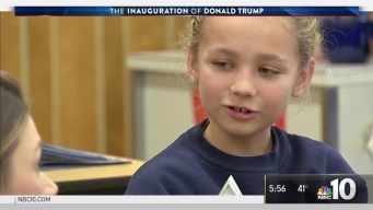 Eight-Year-Olds React to Presidential Inauguration