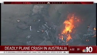 Americans Die in Australian Plane Crash