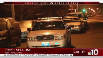 Men Shot While Sleeping in Philly Home
