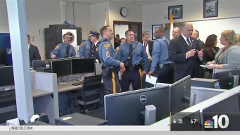 Real Time Crime Center Opens in South Jersey