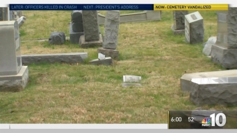 FBI Joins Investigation Into Vandalism of Jewish Cemetery in Philadelphia