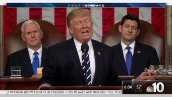 President Trump Addresses Congress With Softer Tone