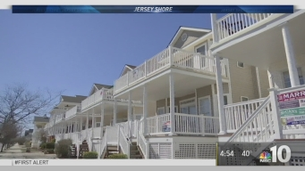High Demand for Summer Shore Rentals