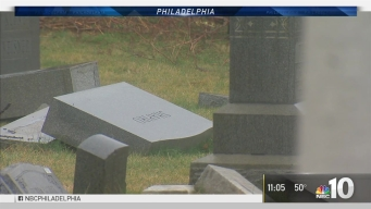Restoration Begins at Vandalized Jewish Cemetery