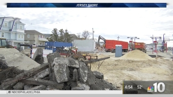 Vacant Ocean City Gas Stations Demolished