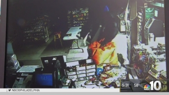 Trash Bag Burglar Targets South Jersey Store