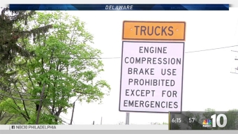 Truck Traffic Complaints in Delaware