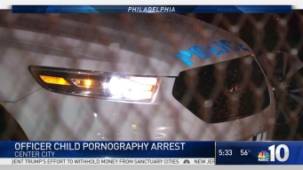 Philly Officer Faces Child Pornography Charges