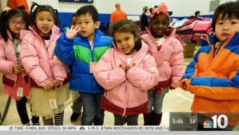 Operation Warm: Coats for Kids