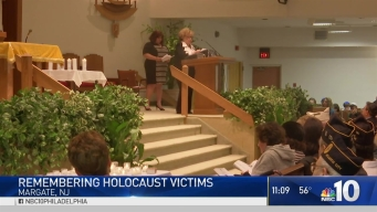 Holocaust Remembrance Day at the Jersey Shore