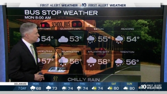 NBC10 First Alert Weather: Rainy Day