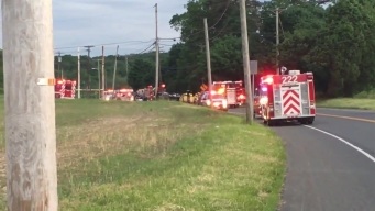 2 Dead in Pittsgrove Crash