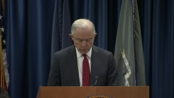 Our Goal Is to Dismantle MS-13: AG Sessions