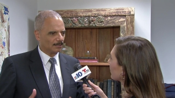 Holder: Democrats 'Need to Do All We Can' to Fight GOP