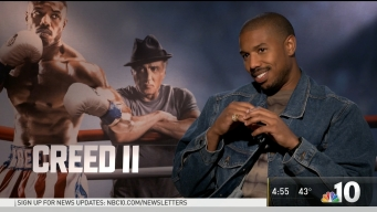 Catching up With Creed II Cast