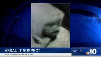 Police Seek Man Suspected of Assaulting Women