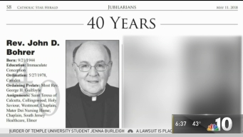 Camden County Priest Removed After Sex Abuse Accusation
