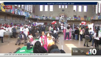 Huge Philly MLK Day of Service Even Focuses on Gun Violence