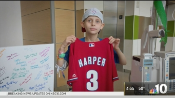 Boy's Birthday Wishes Fulfilled in Delaware