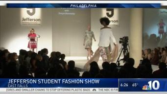 NBC10 Supports Jefferson Student Fashion Show