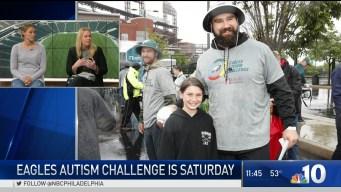 Eagles Autism Challenge Celebrates 2nd Time Around