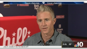 Chase Utley Gives Clear the Shelters a Boost