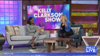 On Set to Preview The Kelly Clarkson Show