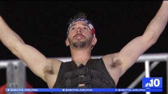 American Ninja Warrior Crowns Million Dollar Winner