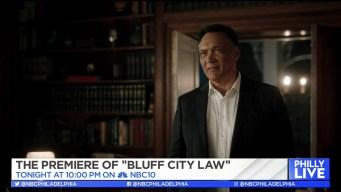 Jimmy Smits Talks Role on New NBC Drama 'Bluff City Law'