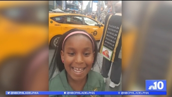 9 Year-Old Journalist Visits Philly Live