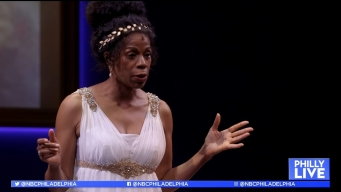 Kim Wayans Stops By Philly Live to Talk Family, God