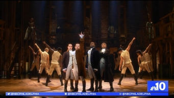 Philly Live: Behind the Scenes With the Cast of 'Hamilton'